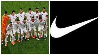 توضیحات شرکت نایک در باره تحریم تیم ملی ایران