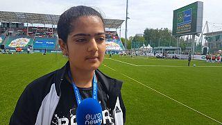 Football for Friendship profile: Ananya, India