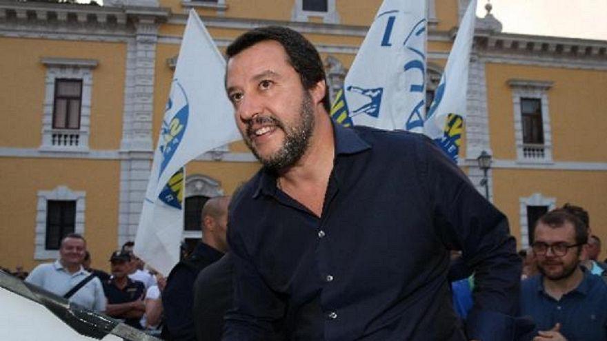 """Salvini: """"nuovo censimento rom"""". E' bufera"""