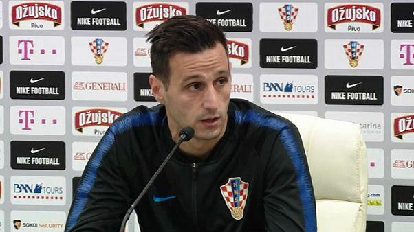 Хорватский форвард отправлен домой с ЧМ-2018