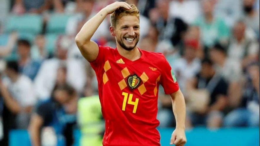 Mondiale, Gruppo G: Belgio-Panama 3-0