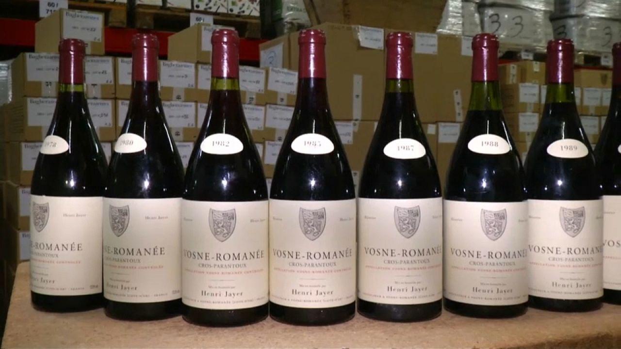 Henri Jayers Erbe: Wein im Wert von 30 Millionen Euro versteigert