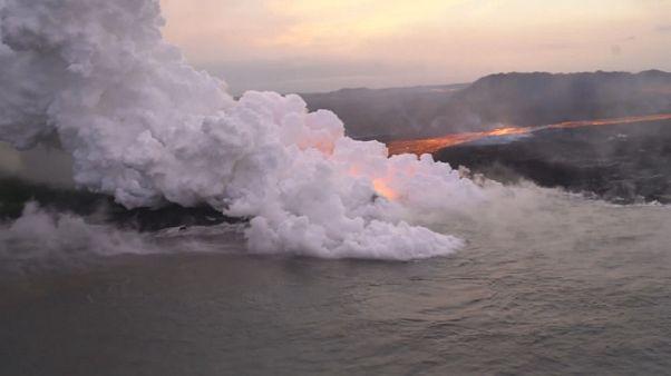 La colère continue du volcan Kilauea