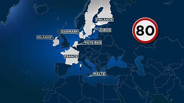 Frankreich-Urlauber aufgepasst: Ab Juli Tempo 80 auf Landstraßen