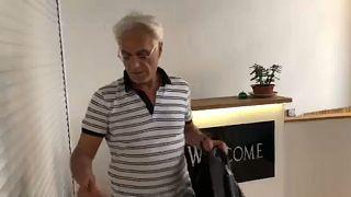 تيمور غطلاس..فنان و رجل أعمال تركي مقيم ببروكسل