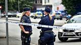 Sweden shooting not terror related, say police