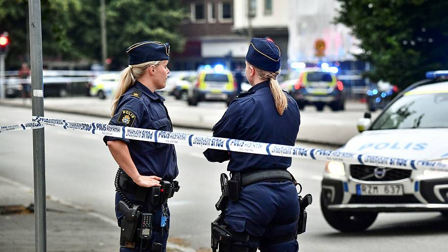 Three dead, three injured in Sweden shooting, not terrorism-related
