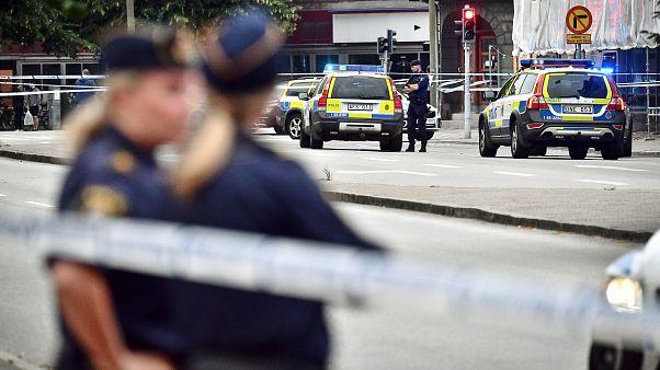 دو نفر از مجروحان تیراندازی در شهر مالمو در سوئد جان باختند