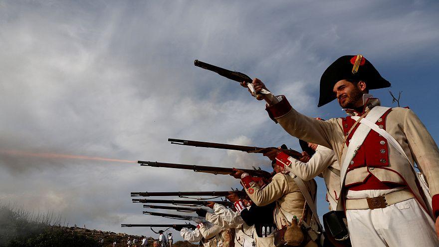 350 ezer euróért kelt el Napóleon kalapja