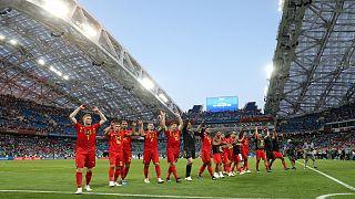 خط و نشان بلژیک با پیروزی پرگل مقابل پاناما