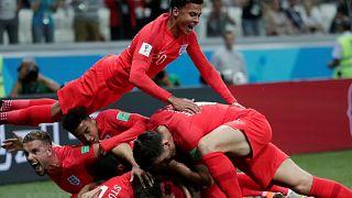 Victoire des Anglais à l'arraché face à la Tunisie
