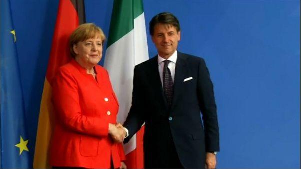 """Conte: """"Serve cooperazione UE su migranti"""""""