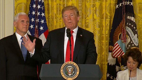 """Trump: """"Kein Erholungsheim für Flüchtlinge"""""""