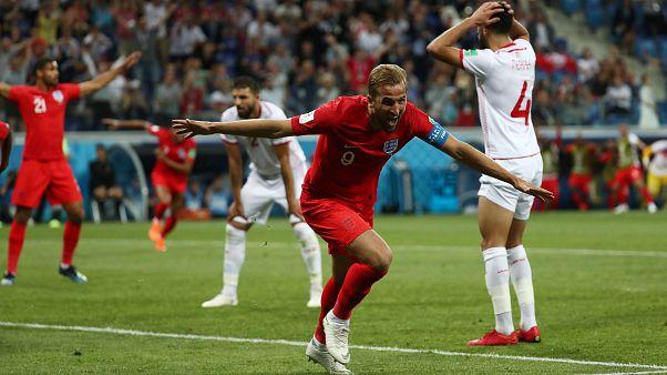 Μουντιάλ 2018: «Λιοντάρι» ο Κέιν χάρισε τη νίκη στην Αγγλία