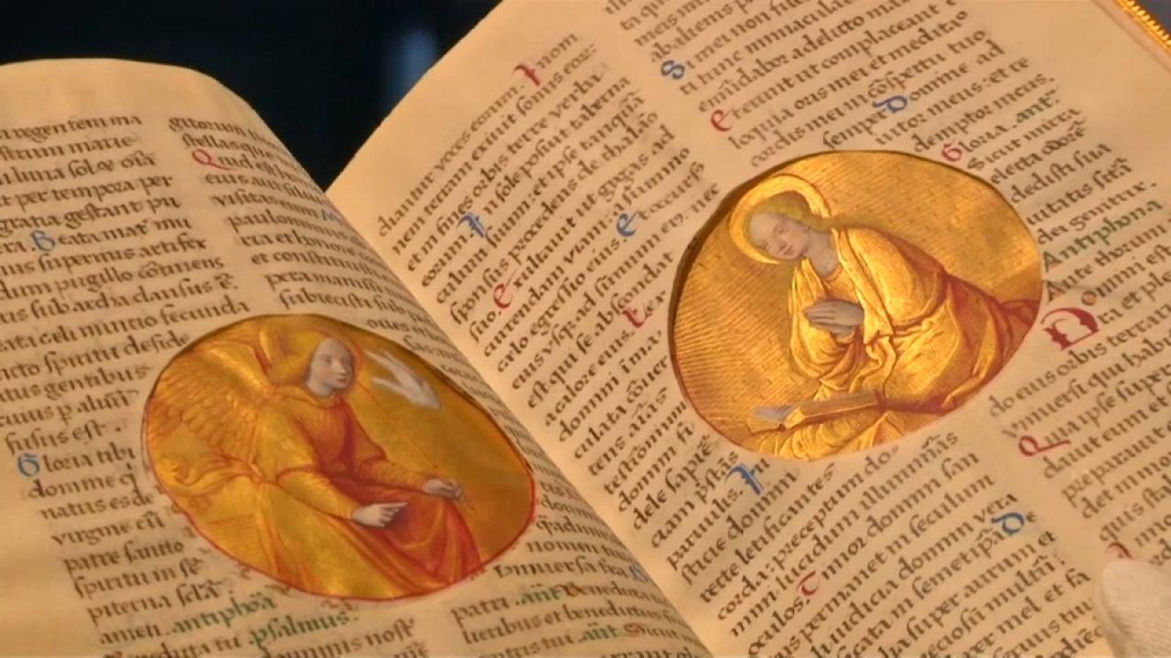"""Auktion: Mittelalterliches """"Petau Stundenbuch"""" unerwartet hoch versteigert"""