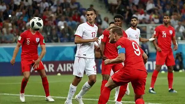 VB 2018: keserves, de győztes angol vb-rajt
