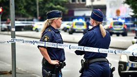 Стрельба в Мальмё: 5 раненых