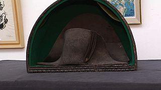 Frankreich: Napoleons Waterloo-Hut versteigert
