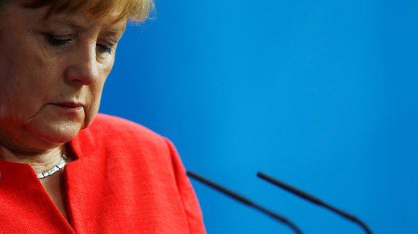 Treffen mit Macron: Merkel sucht nach europäischer Lösung im Asylstreit
