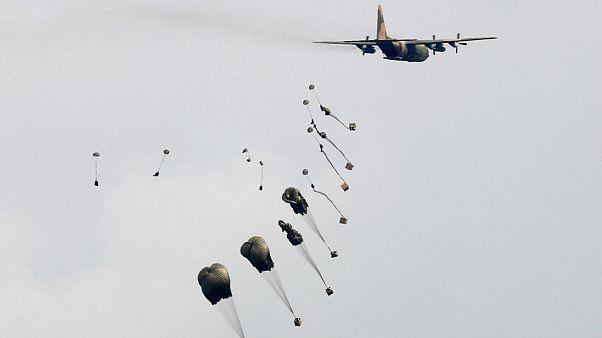 آمریکا مانور نظامی مشترک با کره جنوبی را لغو کرد