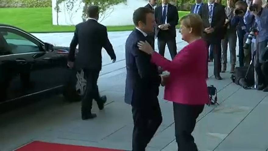 Újra Merkel-Macron találkozó