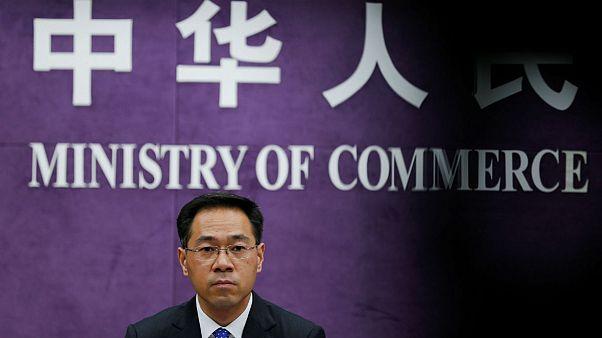 گائو فنگ، سخنگوی وزارت بازرگانی چین