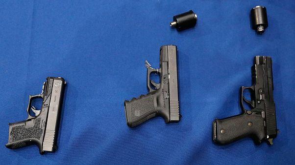 ΗΠΑ: Σε κάθε 100 κατοίκους αντιστοιχούν 120 όπλα