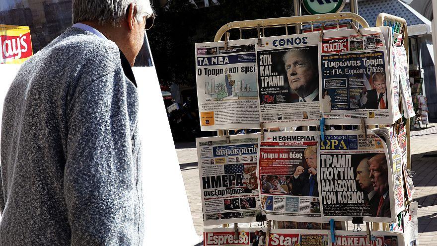 Γ. Λακόπουλος: Αποχαιρετισμός στην αρθρογραφία