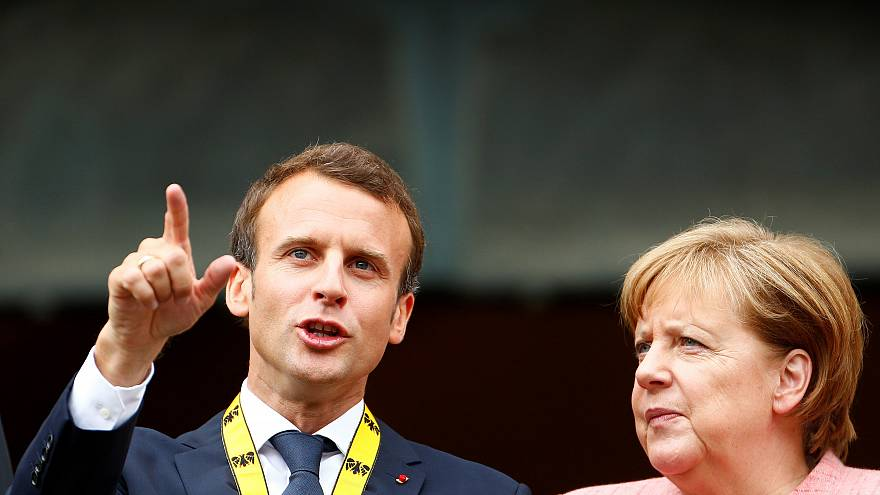 Макрон и Меркель ищут ответ на миграционный вызов