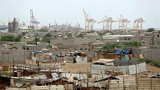 فرودگاه حدیده یمن به تصرف نیروهای ائتلاف به رهبری عربستان در آمد