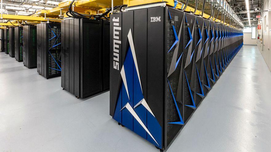 "Superordinateur : les Etats-Unis reprennent la main avec ""Summit"""