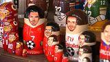 Cristiano Ronaldo e Portugal inspiram adeptos de futebol