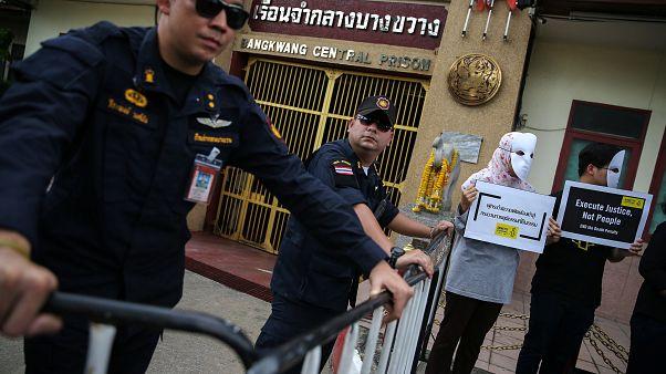 اجرای اولین حکم اعدام در تایلند پس از ۹ سال