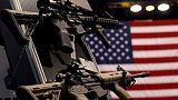 الأمريكيون يملكون 46% من الأسلحة التي يحوزها المدنيون في العالم