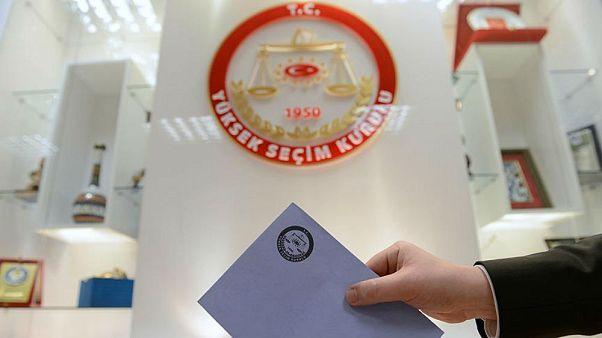 ANKET - 24 Haziran'da yarışacak parti ve cumhurbaşkanı adaylarını ne kadar tanıyorsunuz?