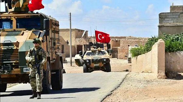 پیشروی سربازان ترکیه به سوی مواضع پکاکا در شمال عراق