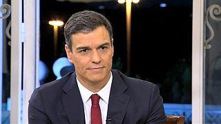 Sánchez agotará la legislatura y otras revelaciones de su primera entrevista