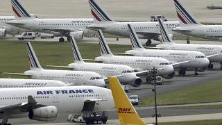 French air traffic control causes a third of Europe's flight delays