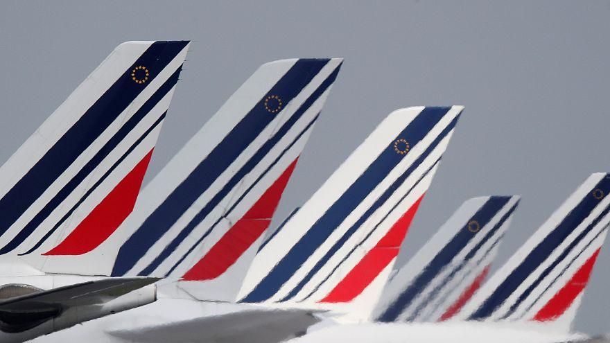 Frankreichs Fluglotsen für ein Drittel der Verspätungen verantwortlich