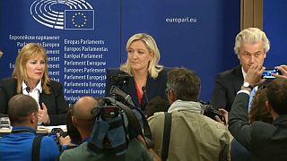 محكمة العدل الأوروبية تطالب مارين لوبان بدفع 300 ألف يورو إلى البرلمان