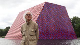 Inaugurado en Londres el último gran proyecto de Christo