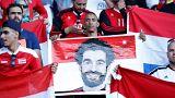 مصر تواجه روسيا في مباراة مصيرية. ما هي توقعاتك للنتيجة؟