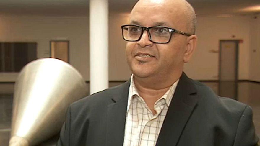 الحسن هموش رئيس جمعية المواطن البلجيكية للتعايش ما بين الجاليات