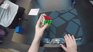 Rubik's Cube World Championship Qualifiers in London