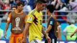 Japón le complica el Mundial a Colombia