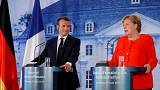 Merkel and Macron agree on eurozone budget