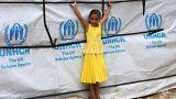 Europa pode fazer mais pelos 68,5 milhões de pessoas deslocadas à força