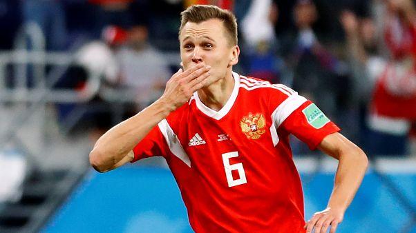 Россия победила Египет - 3:1!