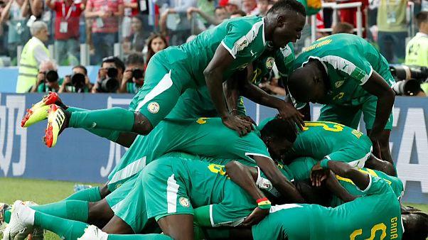 WM: Polen - Senegal 1:2
