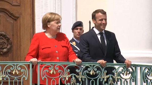 Merkel y Macron pactan para la reforma de la eurozona